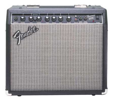 Fender Frontman II 25R Guitar Combo Amplifier