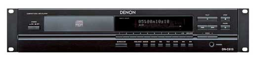 Denon DNC615 Pro CD Player