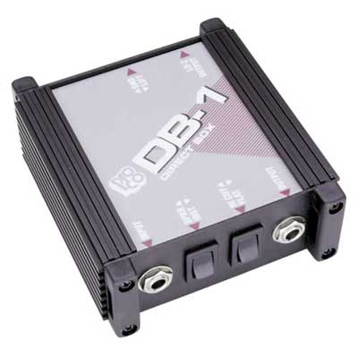 Pro Co DB1 Passive Direct Box