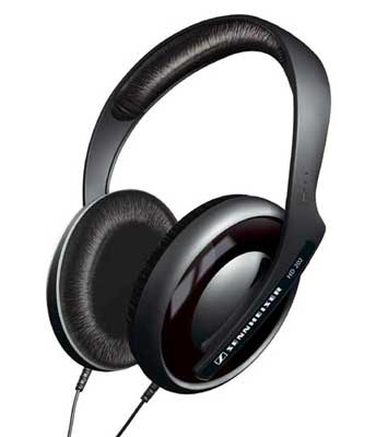 Sennheiser HD202 Closed Headphones