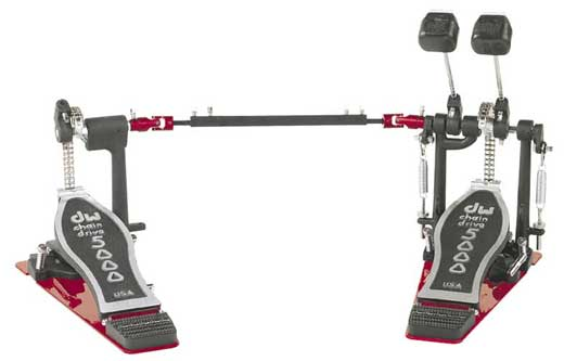 Drum Workshop 5002AD3 Accelerator Double Bass Drum Pedal
