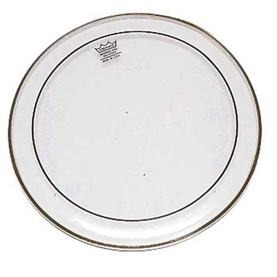 Remo Clear Pinstripe Bass Drum Head