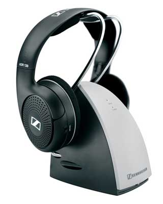 Sennheiser RS120 Pro Wireless Headphones