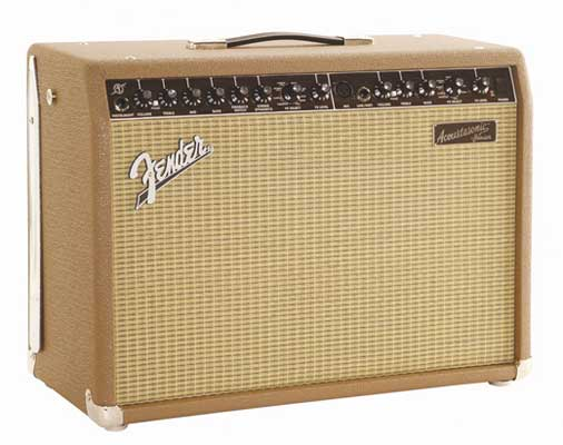 Fender Acoustasonic Junior DSP Acoustic Guitar Amplifier