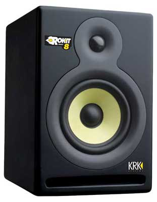 KRK RP8 Rokit Powered Studio Monitor