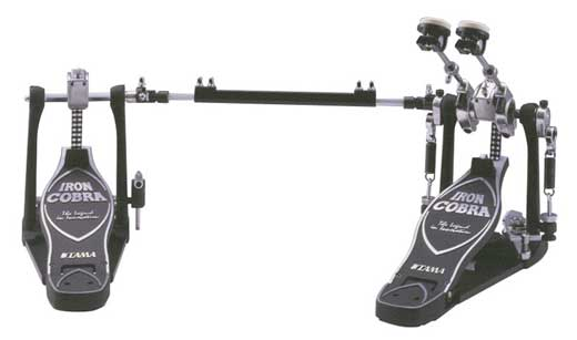 Tama HP900PTW Iron Cobra Double Bass Drum Pedal