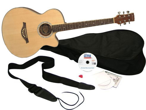 eMedia Learn To Play Acoustic Guitar Package