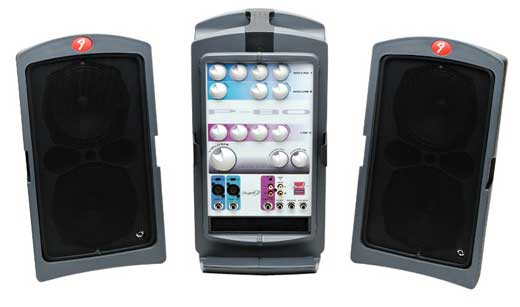 Fender P80 Portable Passport PA System