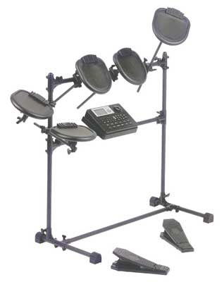 ION Audio iED01 5 Piece Electronic Drum Set