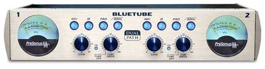 PreSonus BlueTube DP Tube Microphone Preamp