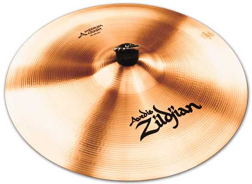 Zildjian A Medium Crash Cymbal