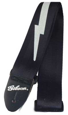 Gibson 2 Inch Safety Guitar Strap