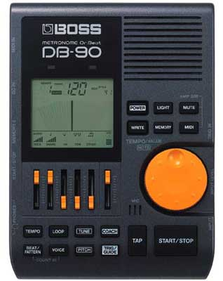 Boss DB90 Dr Beat Digital Metronome