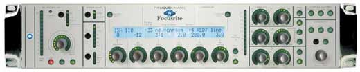 Focusrite Liquid Channel Pro Channel Strip