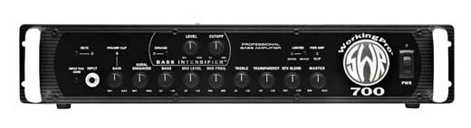 SWR WorkingPro 700 Bass Guitar Amplifier Head