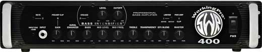 SWR WorkingPro 400 Bass Guitar Amplifier Head