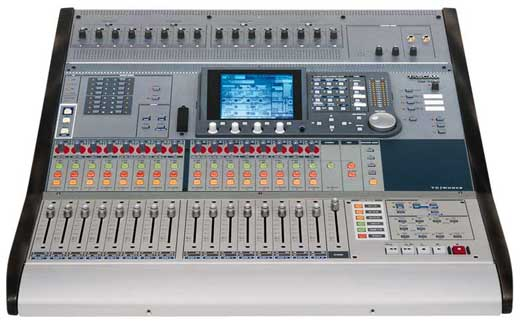 Tascam DM3200 Digital Mixer