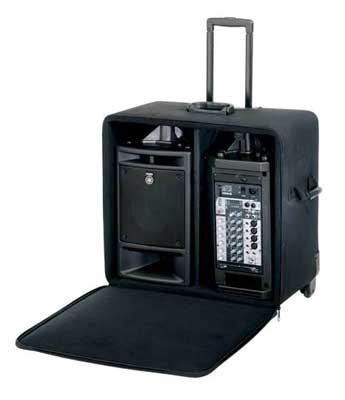 Yamaha YBSP300 Rolling Bag for Stagepas 300