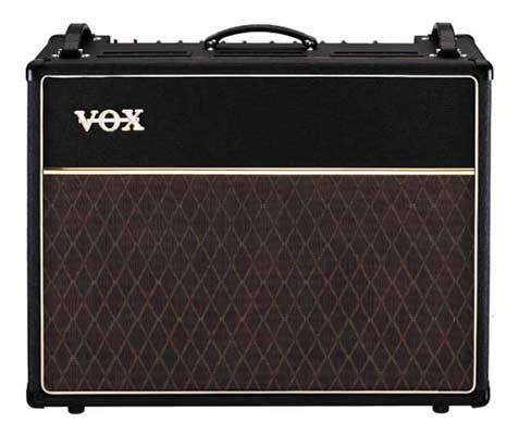 VOX AC30 CC2 Custom Classic Tube Guitar Combo Amplifier