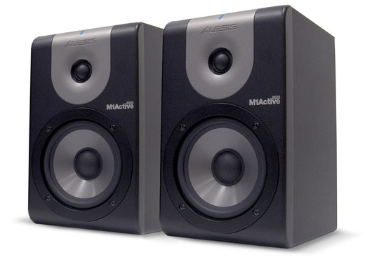 Alesis M1 Active 520 Powered Studio Monitors
