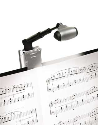 Mighty Bright Triple LED Music Stand Light