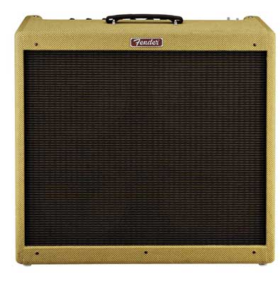 Fender Blues DeVille Reissue Guitar Combo Amplifier