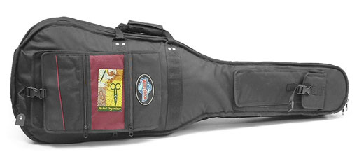 World Tour Deluxe Pro Double Electric Guitar Gig Bag