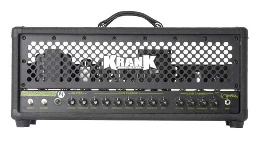 Krank Amps Krankenstein Dimebag Series Guitar Amplifier Head