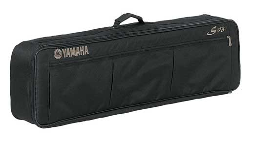 Yamaha YBS03 Deluxe Keyboard Bag for S03