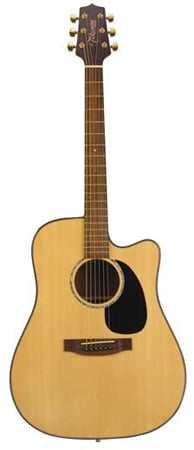 Takamine EG340SC Cutaway Acoustic Electric Guitar