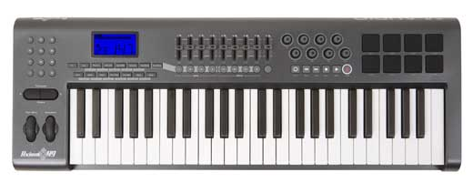 M Audio Axiom 49 MIDI Controller Keyboard