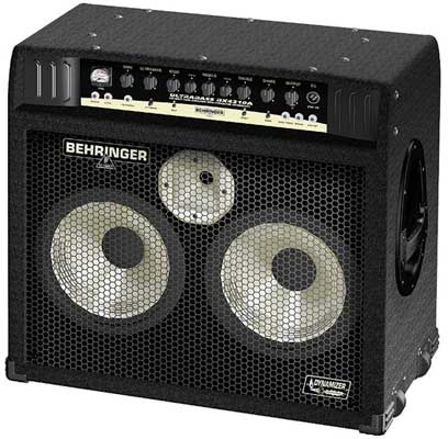 Behringer Ultrabass BX4210A Bass Guitar Combo Amplifier