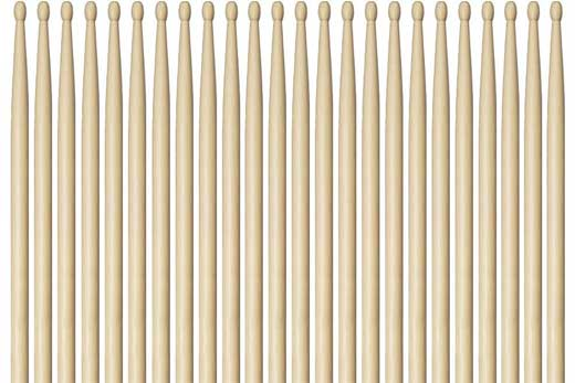 Vic Firth Nova 5A Drum Stick Brick