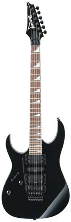 Ibanez RG370DX Left Handed Electric Guitar