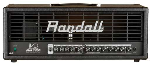 Randall RH150G3 Valve Dynamic Guitar Amplifier Head