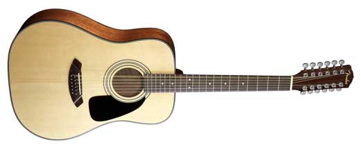 Fender CD10012 12 String Acoustic Guitar