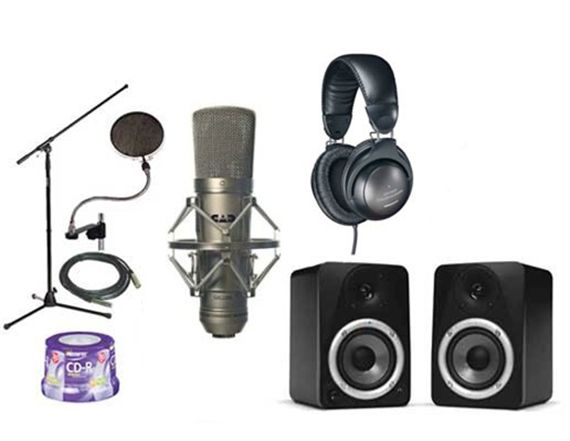 AMS Project Recording Support Package