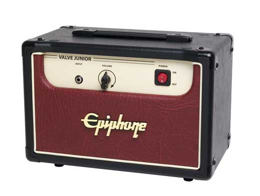 Epiphone Valve Junior Tube Guitar Amplifier Head