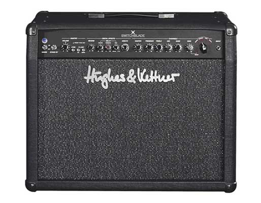 Hughes and Kettner Switchblade Programmable Guitar Combo Amp