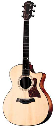 Taylor 314CE Grand Auditorium Acoustic Electric with Case