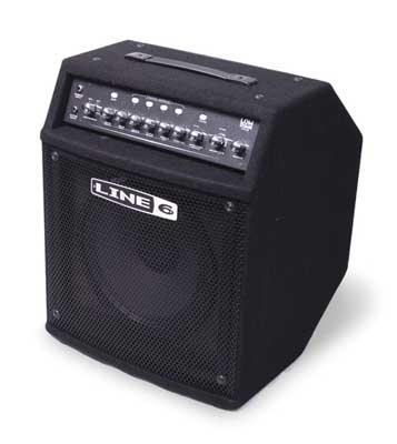 Line 6 LowDown LD150 Bass Guitar Combo Amplifier