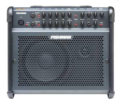 Review Fishman Loudbox 100 Acoustic Guitar Amplifier