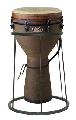 Remo Lightweight Djembe Floor Stand All Sizes