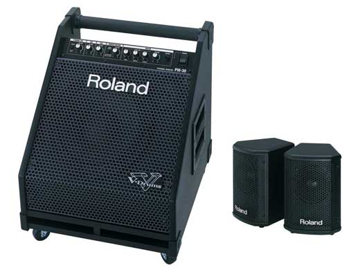 Roland PM30 Drum Amp and Personal Monitor System