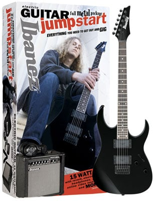 Ibanez IJX121 Jumpstart Electric Guitar Package