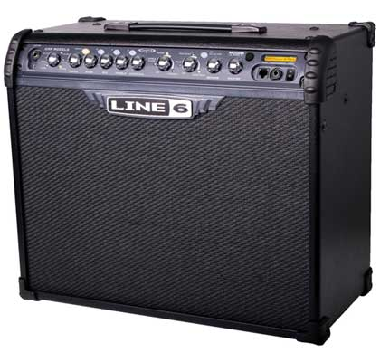 Line 6 Spider III 75 Guitar Combo Amplifier