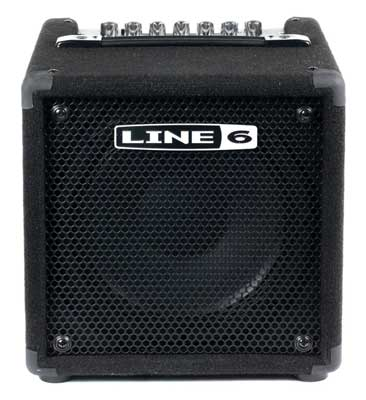 Line 6 LowDown Studio 110 Bass Guitar Combo Amplifier
