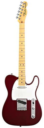 Fender Highway One Telecaster Electric Guitar with Gig Bag