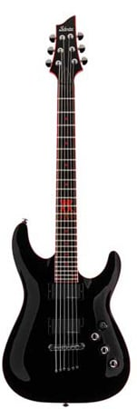 Schecter C1 She Devil Electric Guitar