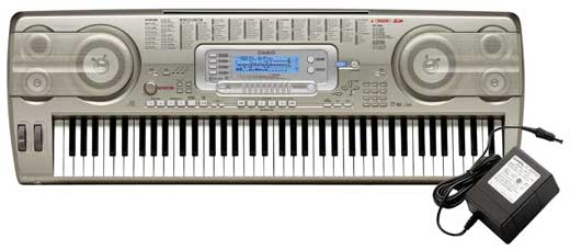 Casio WK3800AD 76 Key Personal Keyboard